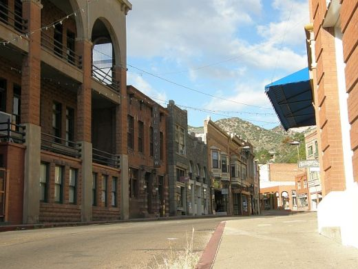 THE LURE OF THE GHOST TOWN