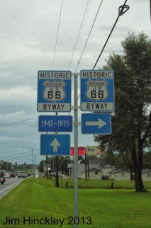 WHICH ROUTE 66?