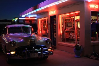 DAWN OF A NEW ERA ON ROUTE 66