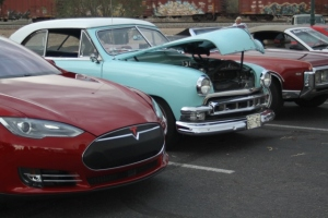 TESLA ADVENTURES ON ROUTE 66 AND A MOST INTERESTING WEEK