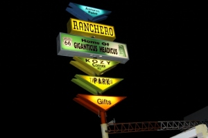 A MOST INTERESTING WEEKEND, ROUTE 66 DEVELOPMENTS OF NOTE, AND EAGER ANTICIPATION