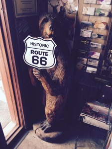 ROUTE 66 AND THE ROAD AHEAD